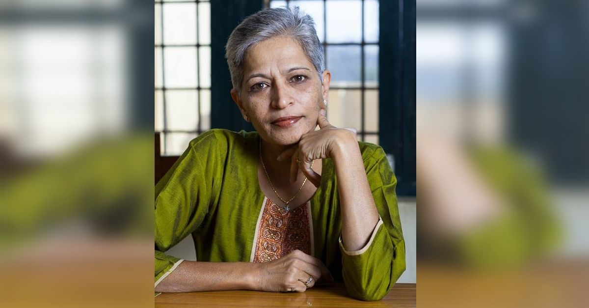 Gauri Lankesh case: SC reserves order on plea to keep KCOCA charges against accused