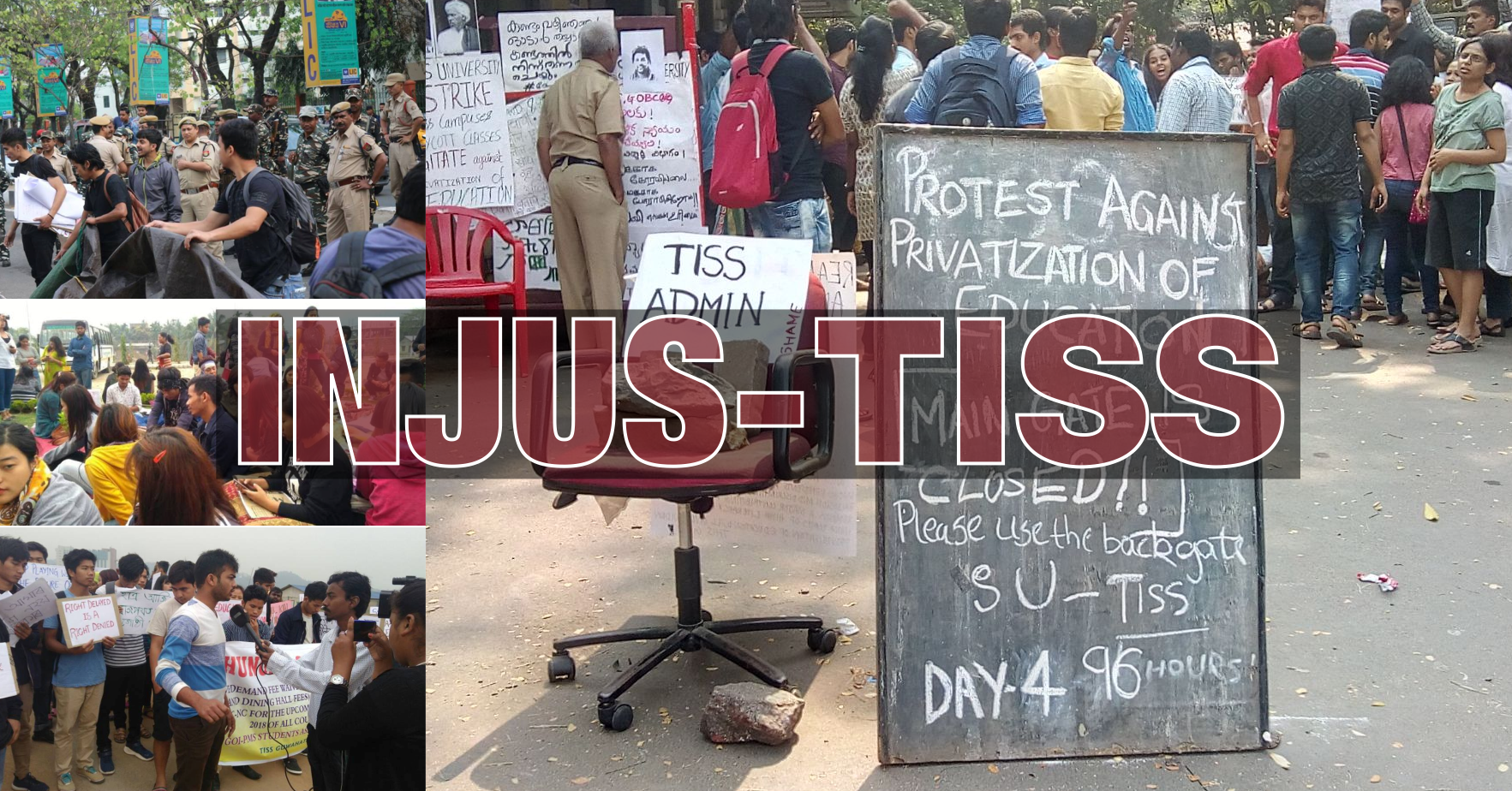 CJP Appeals to MHRD to intervene and secure justice for TISS students