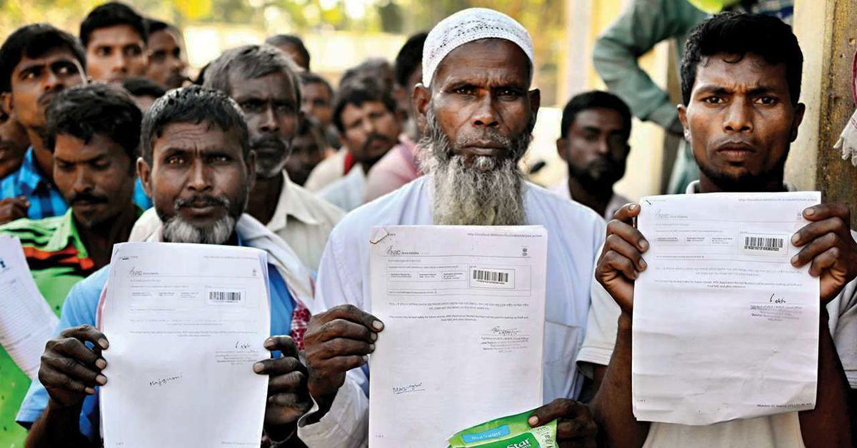 More confusion in Assam after NRC clarifies order on families of DFs