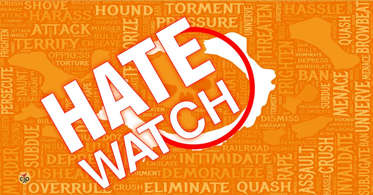 Hate Watch: Kamlesh Tiwari spreads hate using social media