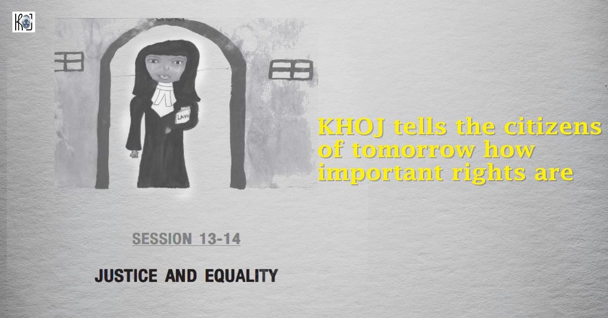 KHOJ: Hate Hurts, Harmony Works