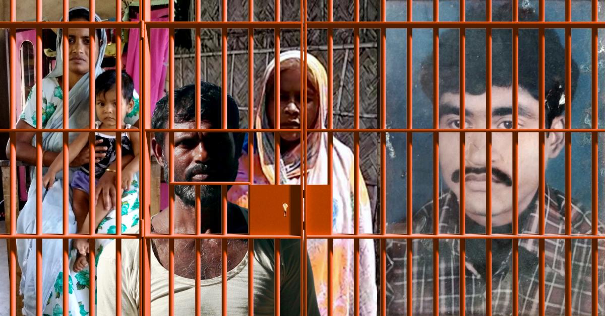 CJP works towards release of detainees in Assam