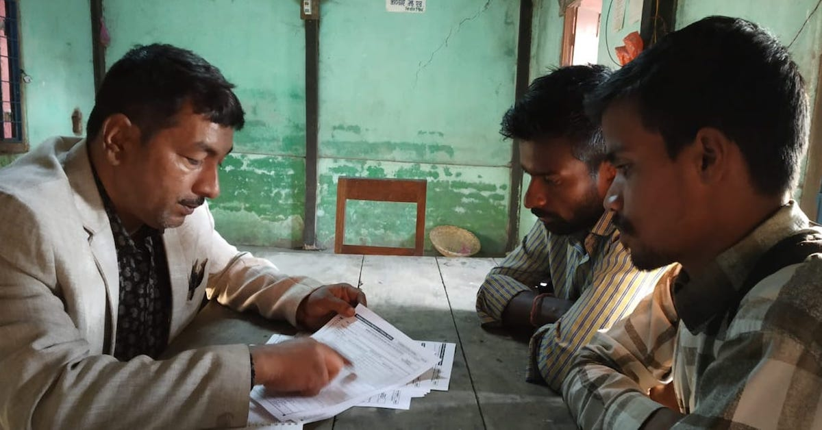 CJP in Assam: Volunteers involved in NRC Correction Process
