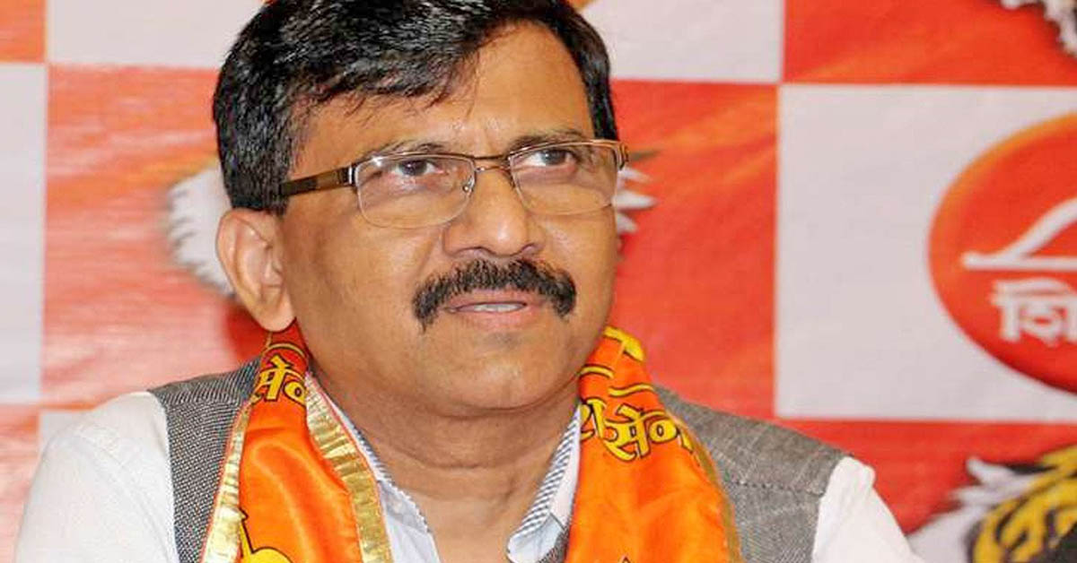 Shiv Sena's Sanjay Raut cocks a snook at Election Model Code of Conduct