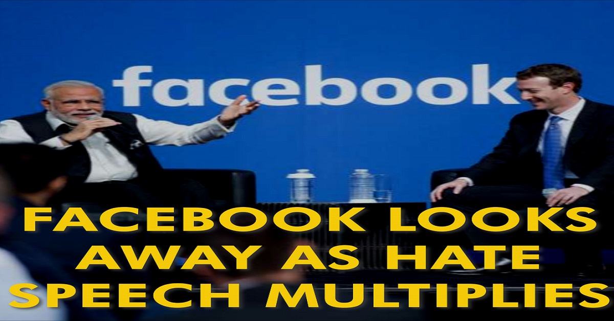 Facebook looks away as hate speech multiplies : Equality Labs