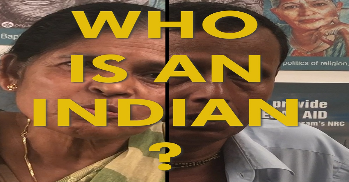 Who is An Indian: Voices from Assam