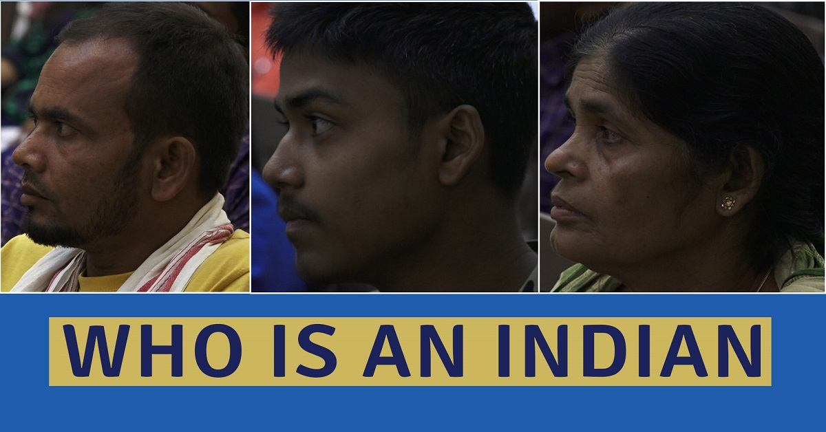 Who Is An Indian: A Public meeting in Solidarity with Assam