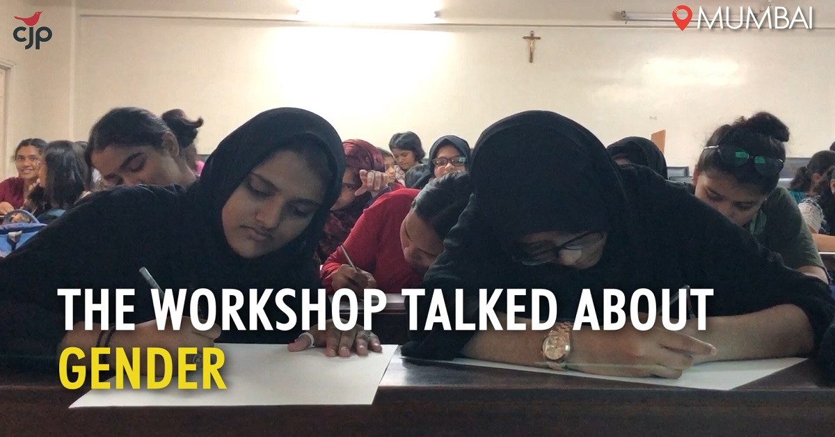 Khoj Workshop receives overwhelming response from young women