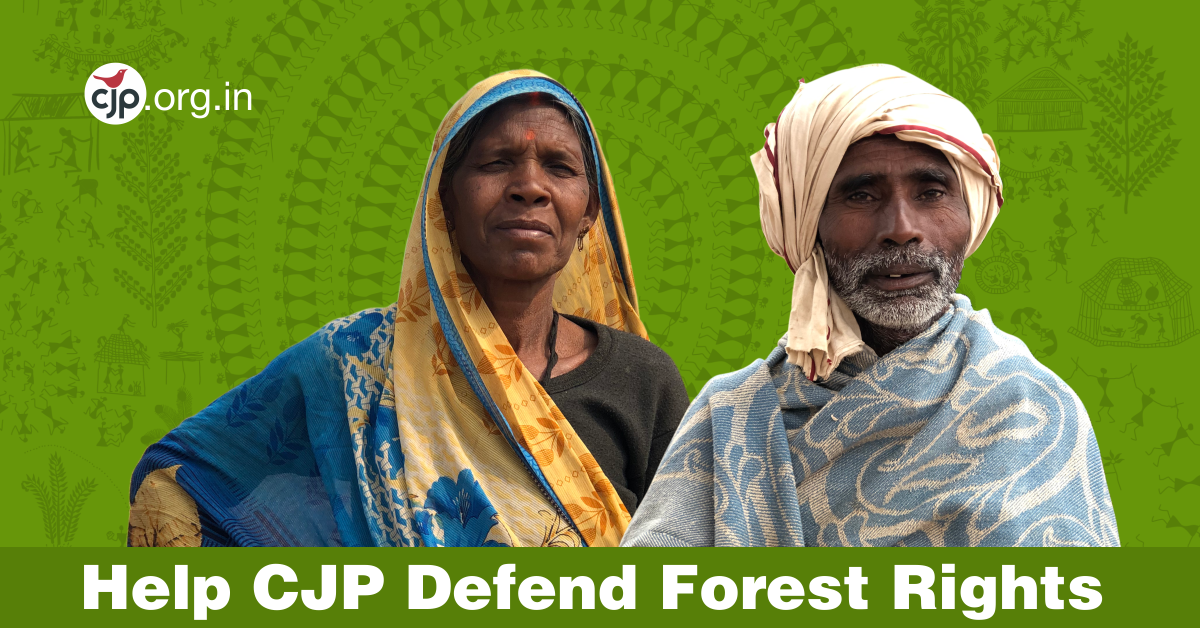 Struggle for Forest Rights in India stretches from East to West