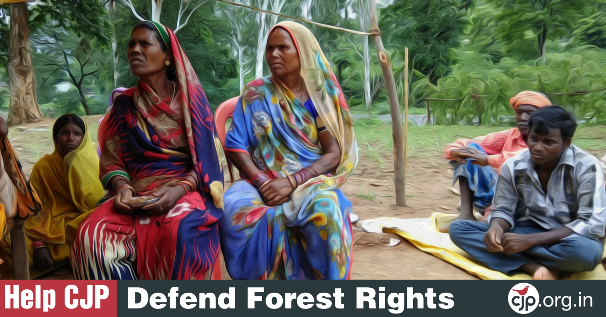 CJP webinar on Forest Rights: Testimonies from Grassroot Activists