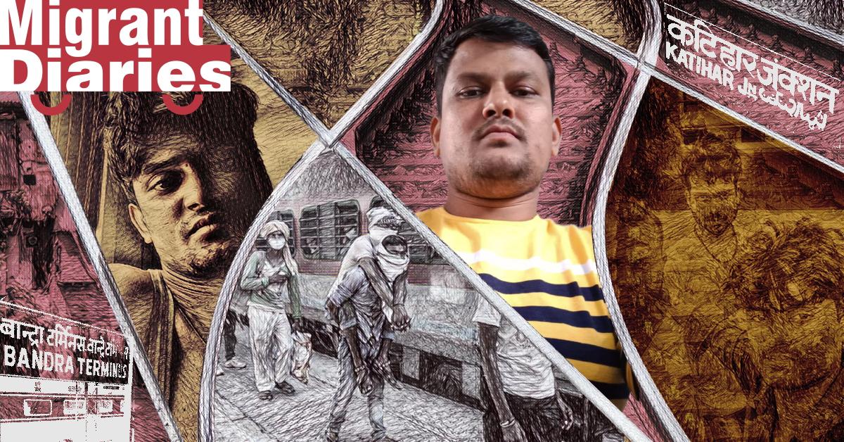 Migrant Diaries: Munna Sheikh