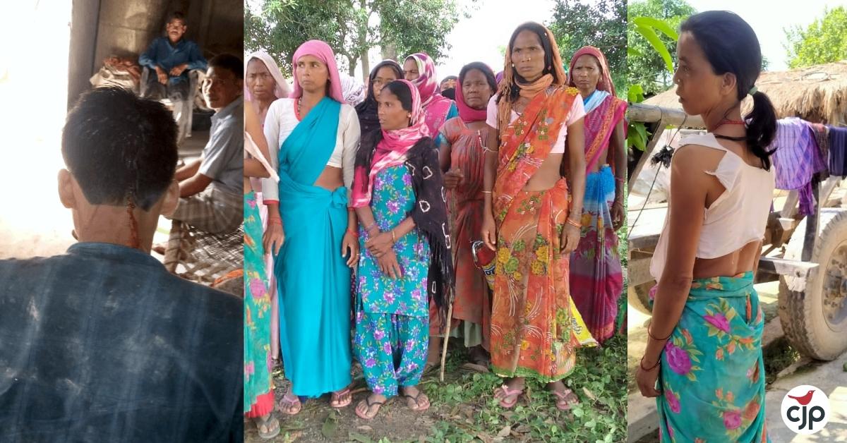 Adivasi women attacked in UP, CJP-AIUFWP move NHRC