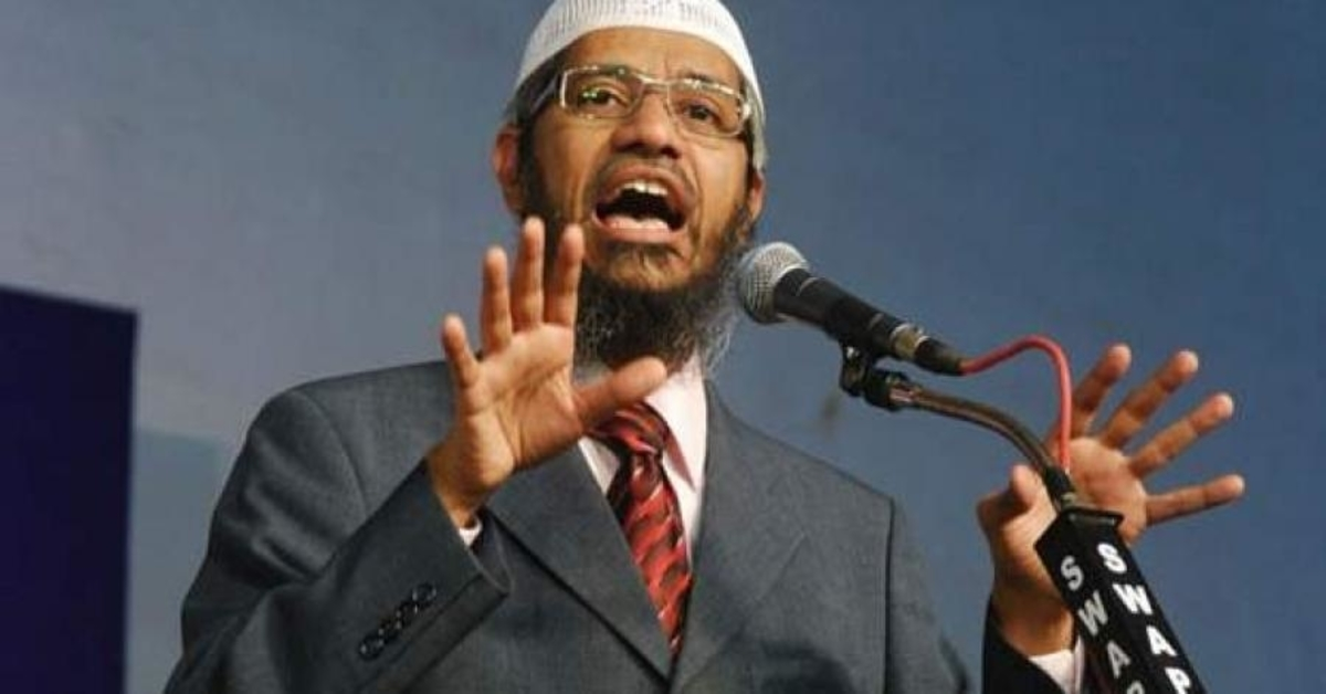 Hate Watch: Zakir Naik's unchecked bigotry promotes religious discord