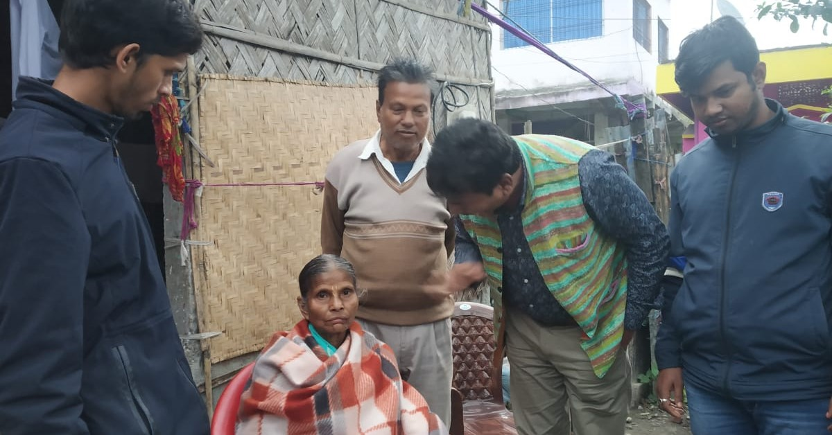 Ailing septuagenarian being forced to appear before Assam FT!