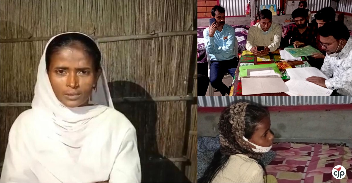 Excluded from NRC, Assam man flees, wife contemplates suicide!