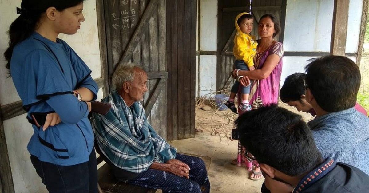 104-year-old 'declared foreigner' dies in Assam