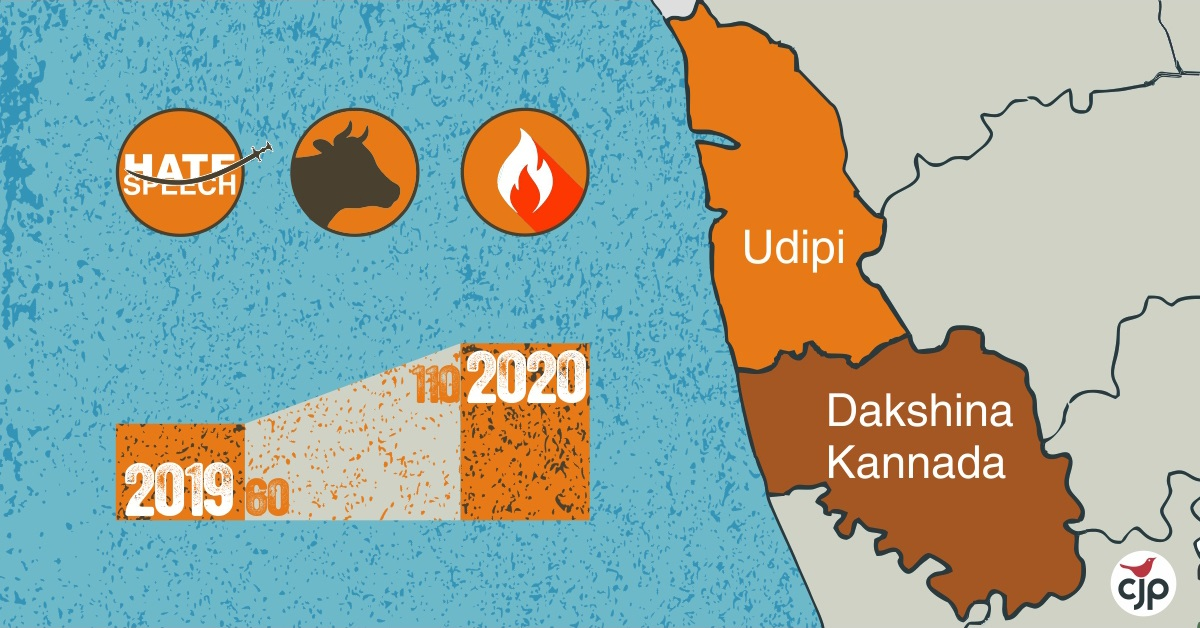 Hate Speech spreads like wildfire in Karnataka