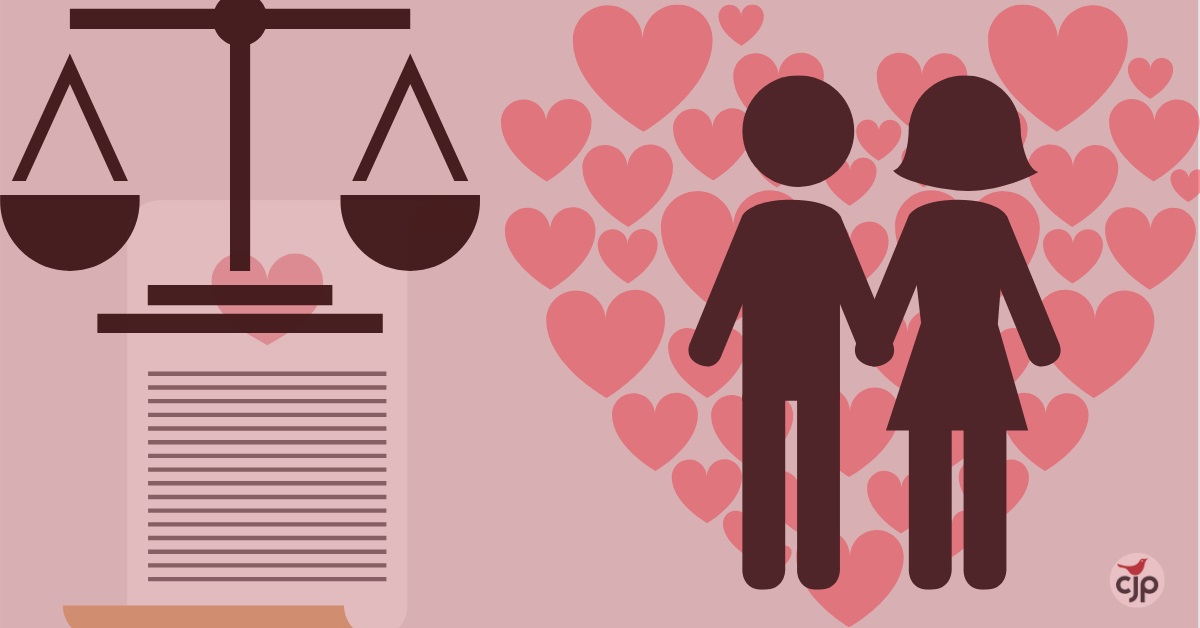 """""""Love Jihad"""" laws curb individual and collective freedoms"""