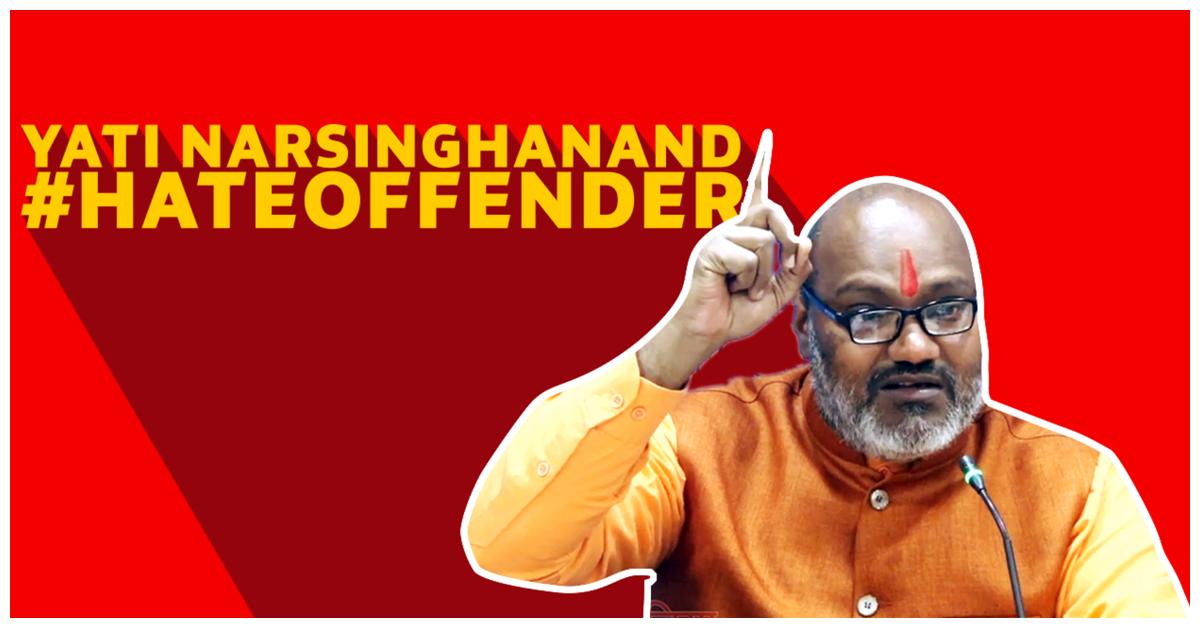 Meet hate spewing 'Sadhu' Yati Narsighnanad