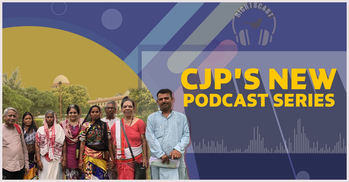 RIGHTSCAST: Introducing CJP's new Podcast Series