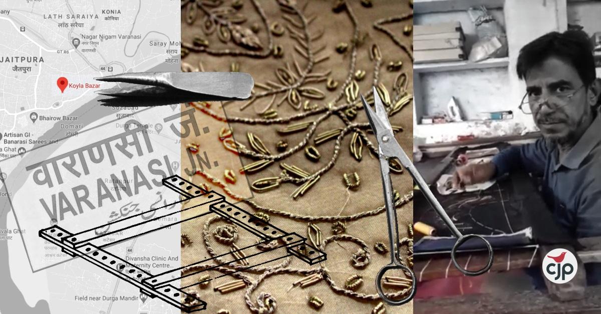 Lockdown impact: A Zardozi artisan vows to never teach his children his craft