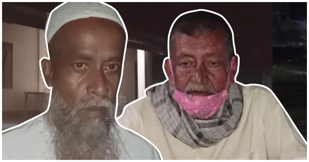 Victory! Two more inmates released from Assam detention camp with CJP's help