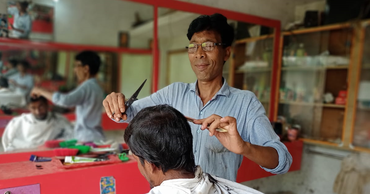 Small town barbers trimming their own needs to survive
