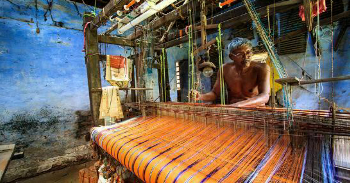 How the pandemic has affected Bengal's weaving industry