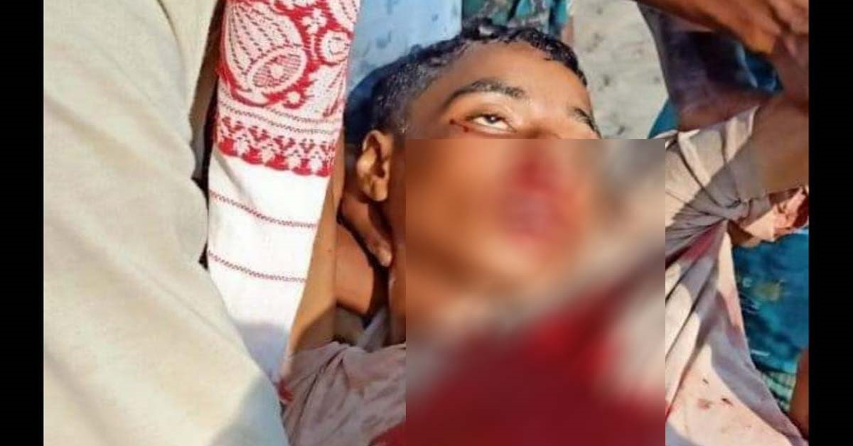 Assam Police shot dead 12-year-old returning from Aadhaar centre!