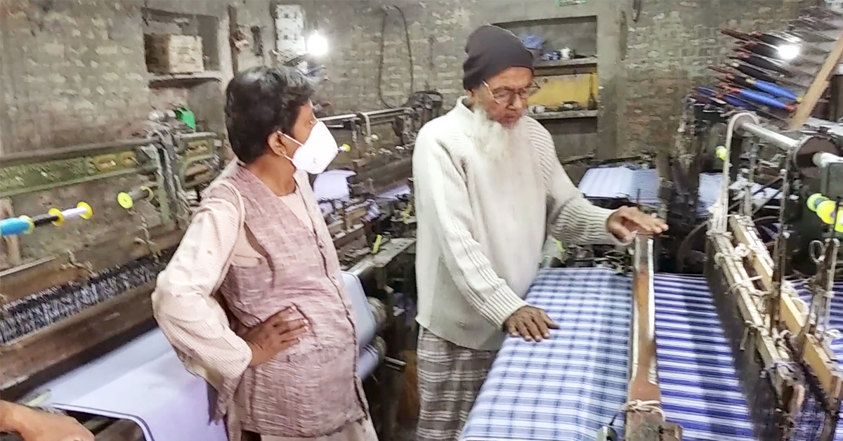 No Work, No Income – Purvanchal's weavers caught in a web of distress