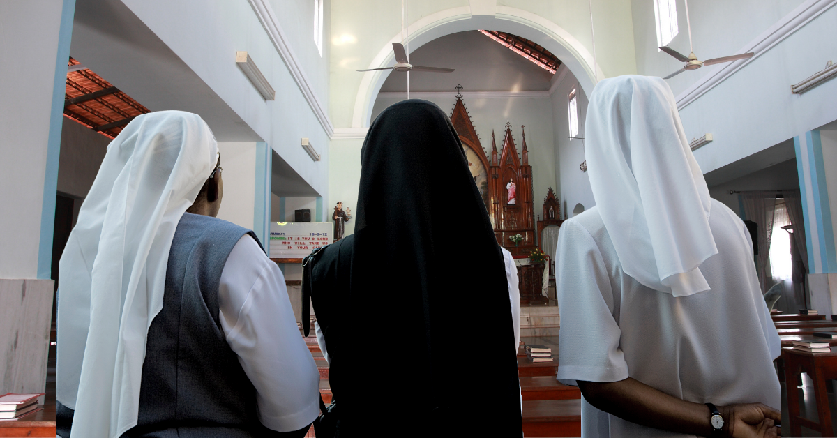Christian nuns, congregation attacked in UP: CJP approaches NCM