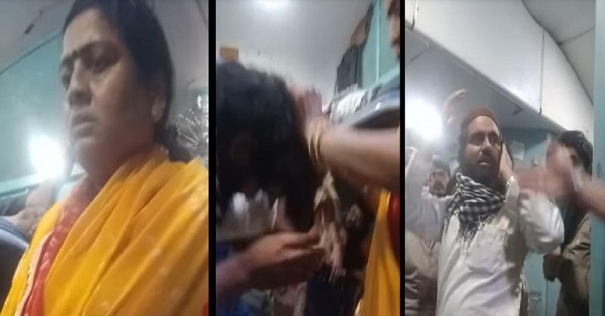 Hate Watch: Hindutva outfit leader assaults Muslim man on train