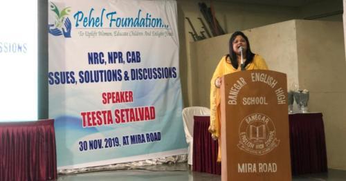 Mira Road Public Meeting