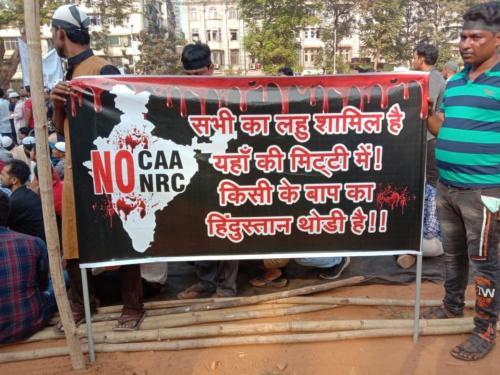Mumbai Protest1